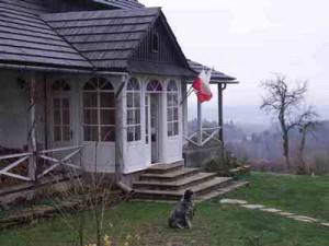 Kwiato dom Czadasz. Foto: Marion Voigt.