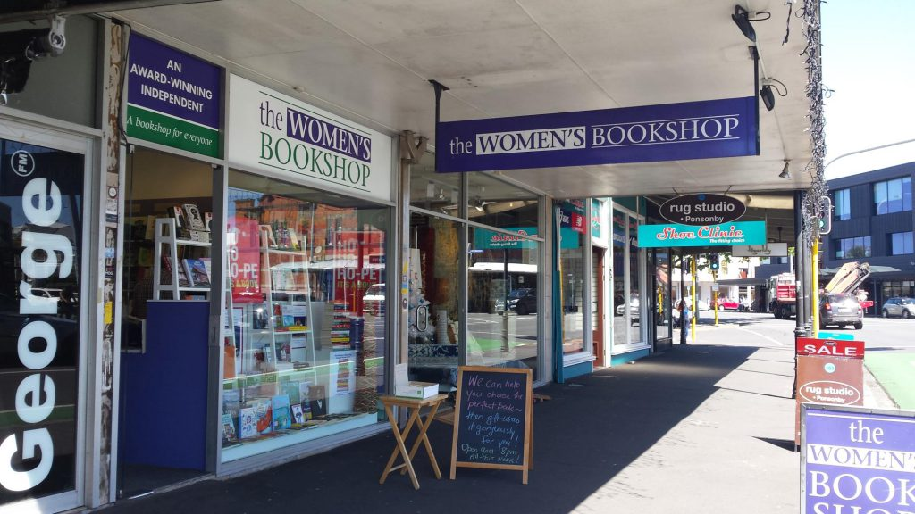 The Womens Bookshop, Ponsonby | Foto: Veronika Licher