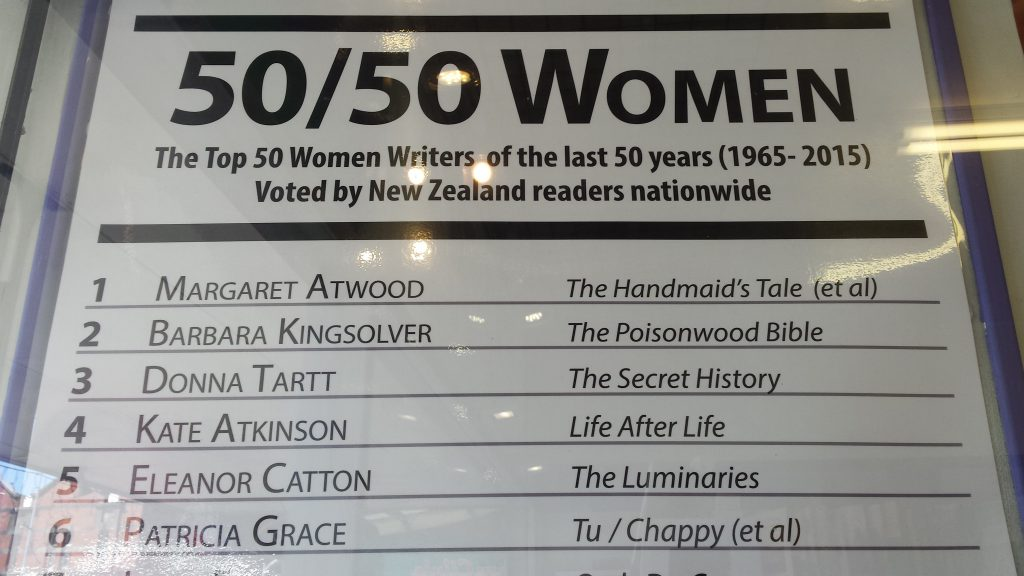 Top 50 Women Writers New Zealand | Foto: Veronika Licher