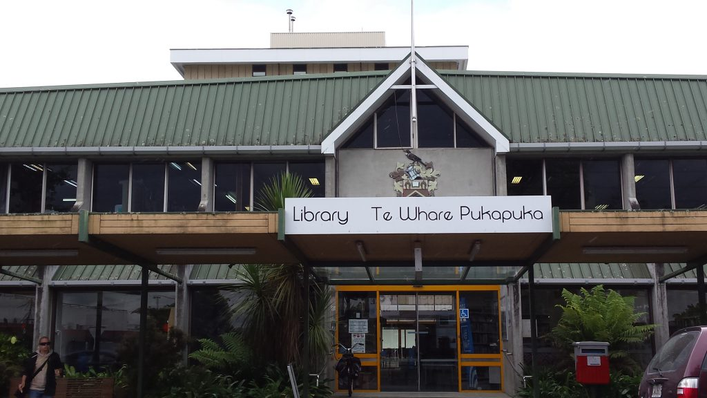 Masterton Library New Zealand | Foto: Veronika Licher