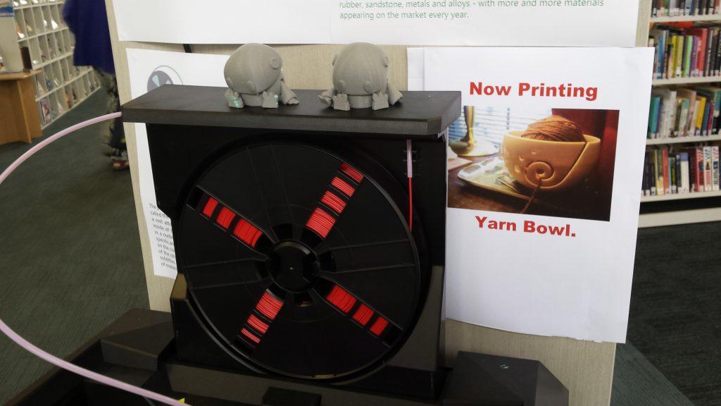 3D-Drucker Foto: Veronika Licher
