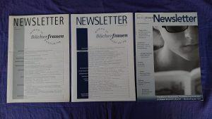 Newsletterausgaben, Beispiel 2