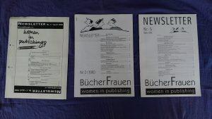 Newsletterausgaben, Beispiel 1