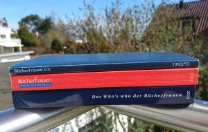 Blaues Buch 1992 - 2020