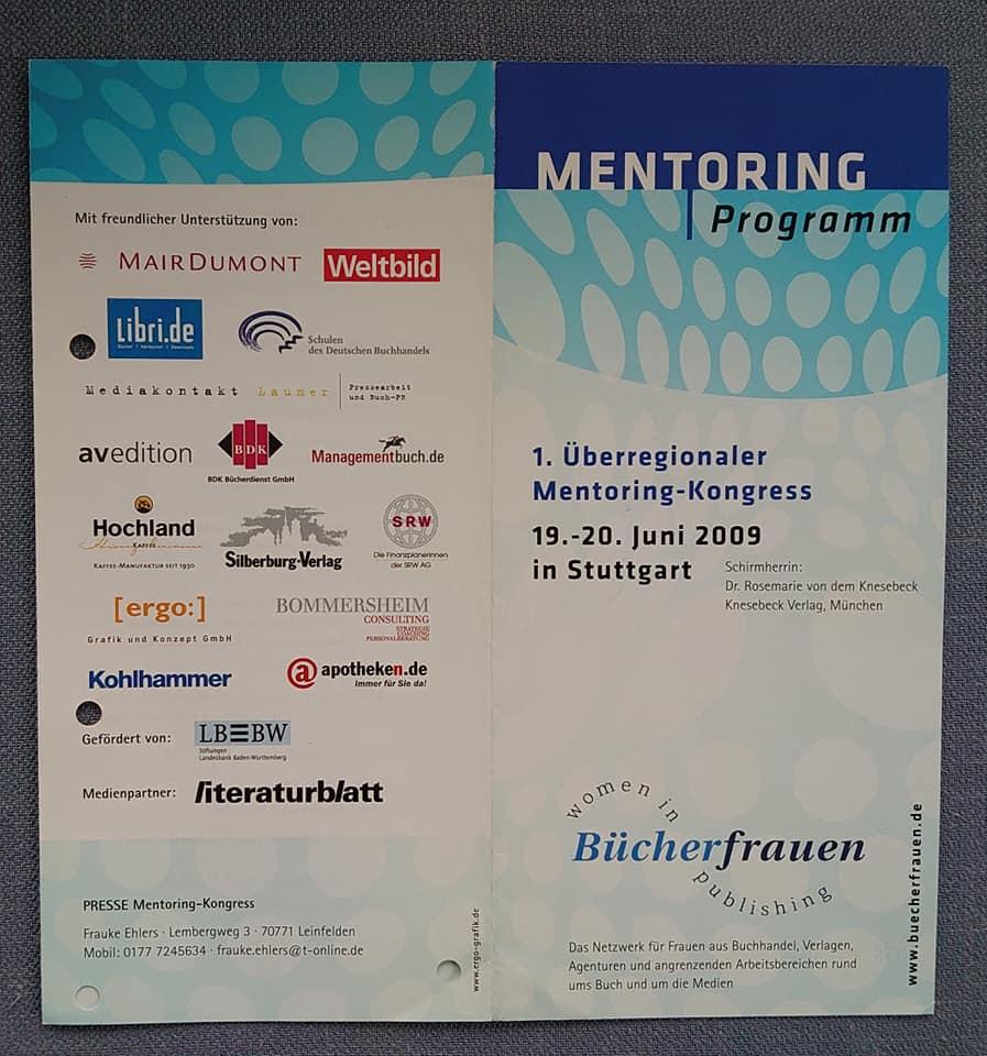 Mentroring Kongress Stuttgart