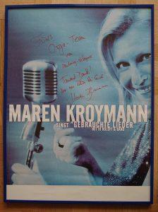 Maren Kroymann beim Mentoringkongress