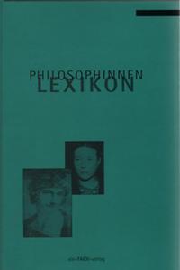 """Titelbild des Buchs """"Philosophinnenlexikon"""""""