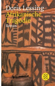 """Coverbild des Buchs """"Afrikanische Tragödie"""" von Doris Lessing."""