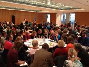 Die Autorenrunde 2014 - volles Haus & voller Erfolg