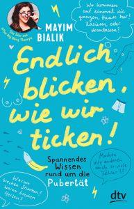 """Cover des Buchs """"Endlich blicken, wie wir ticken"""""""