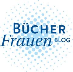 Jubiläums-Logo der BücherFrauen