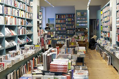 Buchhandlung Winter ©Ursula Weisgerber