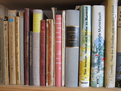 Was Tun Mit Alten Büchern