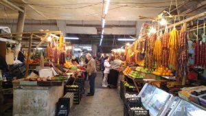 Landestypischer Markt in Kutaisi