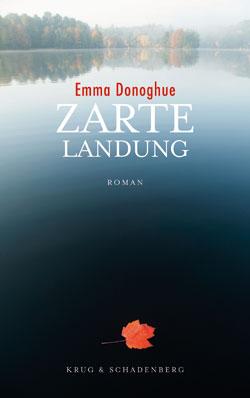 Buchcover: Zarte Landung