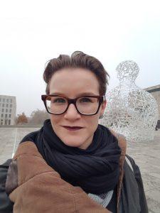 Porträtbild von Britta Fietzke