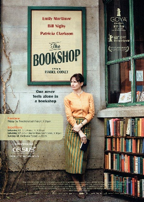 "Filmplakat ""The Bookstore"""