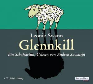 """Coverbild des Buchs """"Glennkill"""""""