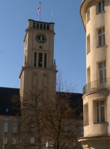 Schöneberger Rathaus (Foto: Yvonne de Andrès)