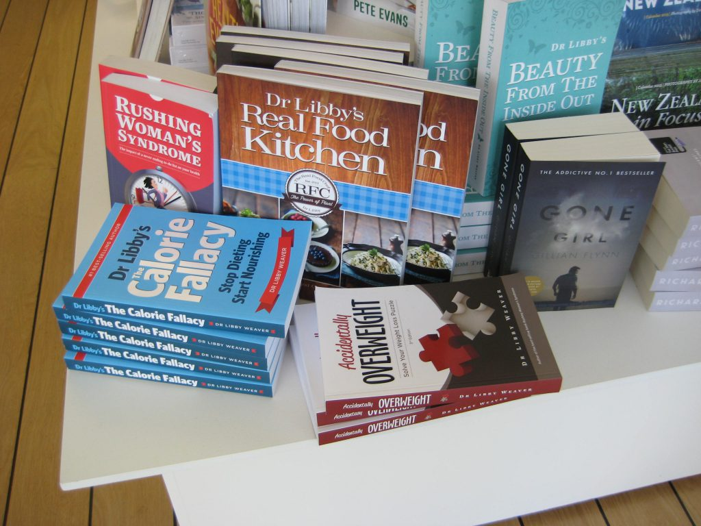 Bücher von Dr. Libby Weaver | Foto: Veronika Licher