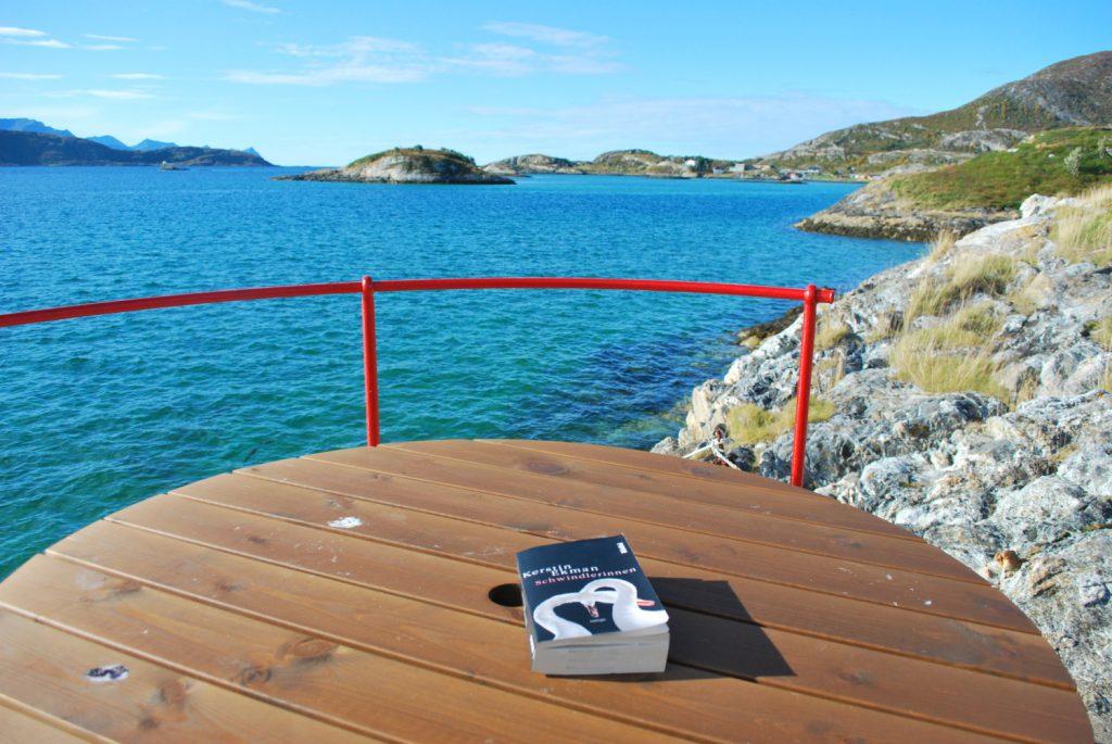 Insel Sommaroy bei Tromsö