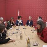 Workshoprunde auf der Jahrestagung in München (© Eva Hehemann)