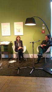 Aleida Assmann im Gespräch mit Udo Gößwald