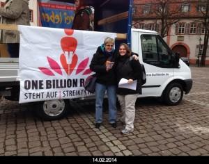 Jana Stahl für OBR HD und Frauke Ehlers als Gast