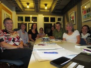 Treffen des Stuttgarter Orga-Team 2015