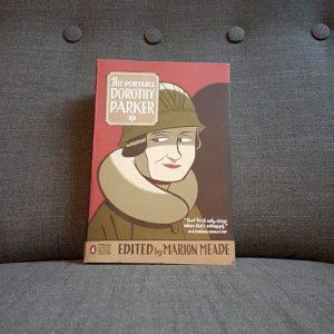 """Ansicht des Buchcovers von """"The Portraits"""" von Dorothy Parker"""