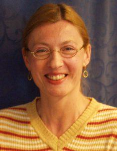 Porträtbild von Claudia Puschmann