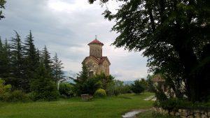 "Christlich-orthodoxe Kirche ""Martwilli"" bei Kutaisi"