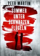 Buchcover: Sommer unter schwarzen Flügeln