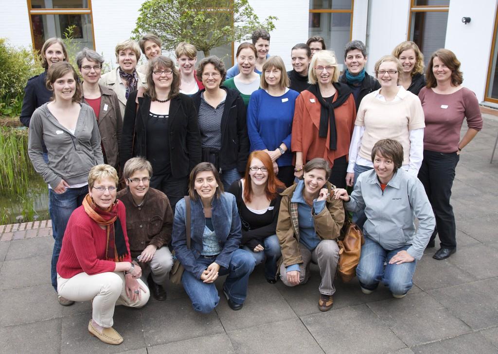 Treffen des Erweiterten Vorstands 2009 in Springe, Hannover. Photo: Eva Hehemann