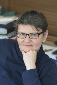 Porträtbild von Ursula I. Meyer.