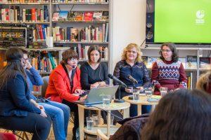 Workshop im Goethe-Institut