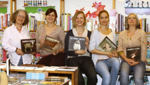 Xanthippe-Team mit 5 Frauen