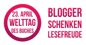 Logo Blogger schenken Lesefreude