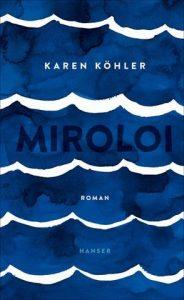 Das Titelbild zeigt weiße Wellen auf blauem Grund.
