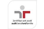 Logo: berufundfamilie der Hertie-Stiftung