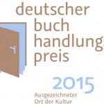 Logo Deutscher Buchhandlungspreis