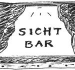 sichtbar, ein Logo von Stephanie Hanel, www.wegholz.de.